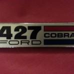 427 Cobra Plakette für Sumo Pilgrim