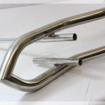 Stainless Steel Rear Nudge Bar